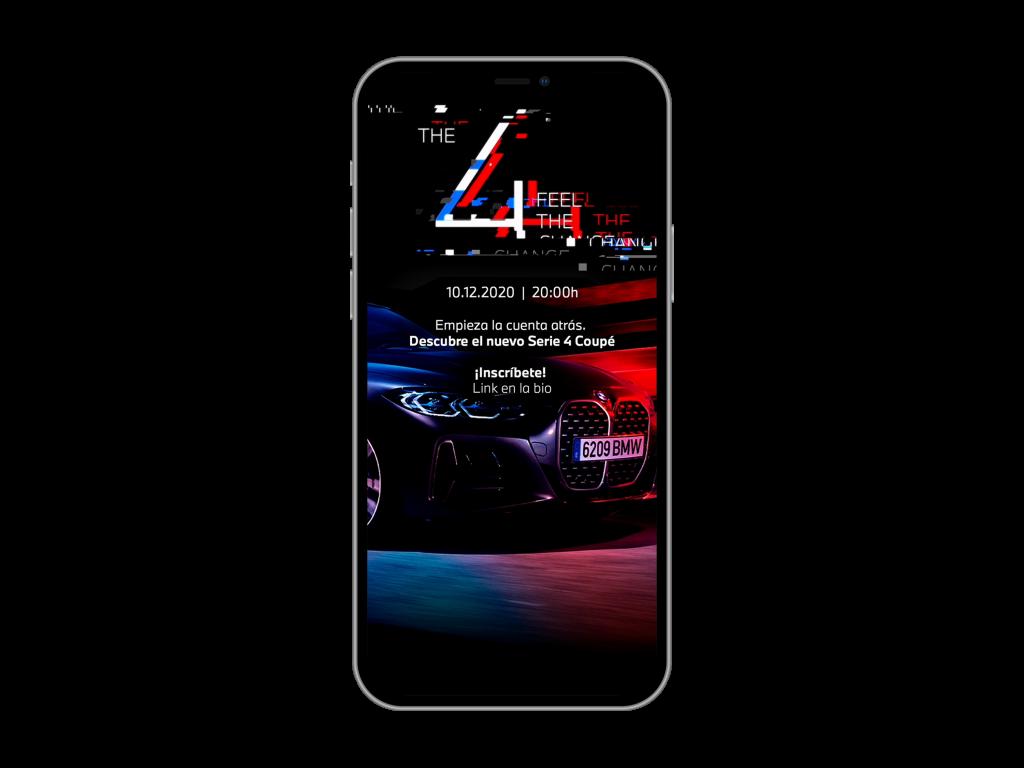 BMW The4 - Responsive
