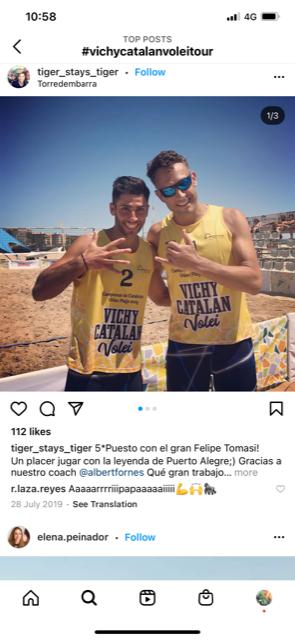 Instagram Vichy Catalan