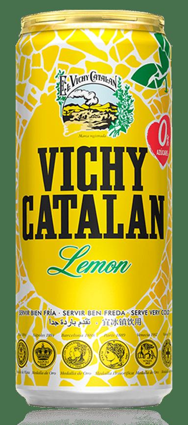 Vichy Catalan Lemon