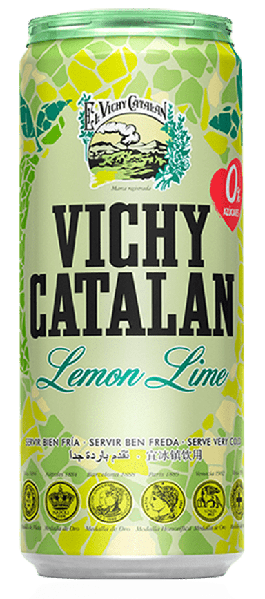 Vichy Catalan Lemon Lime