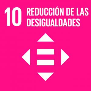 ODS 10. Reducción de las desigualdades