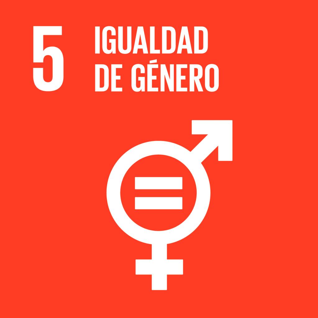 ODS 5. Igualdad de género