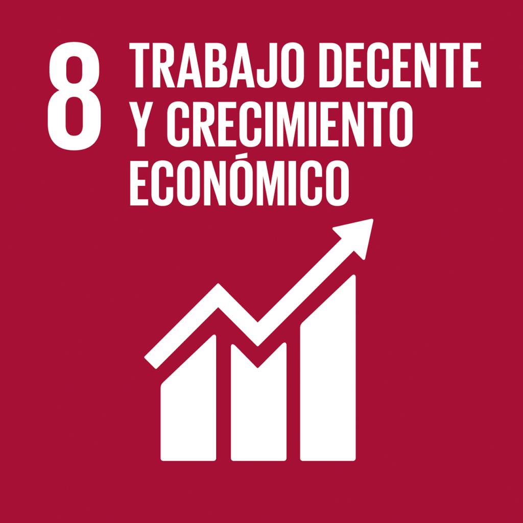 ODS 8. Trabajo decente y crecimiento económico
