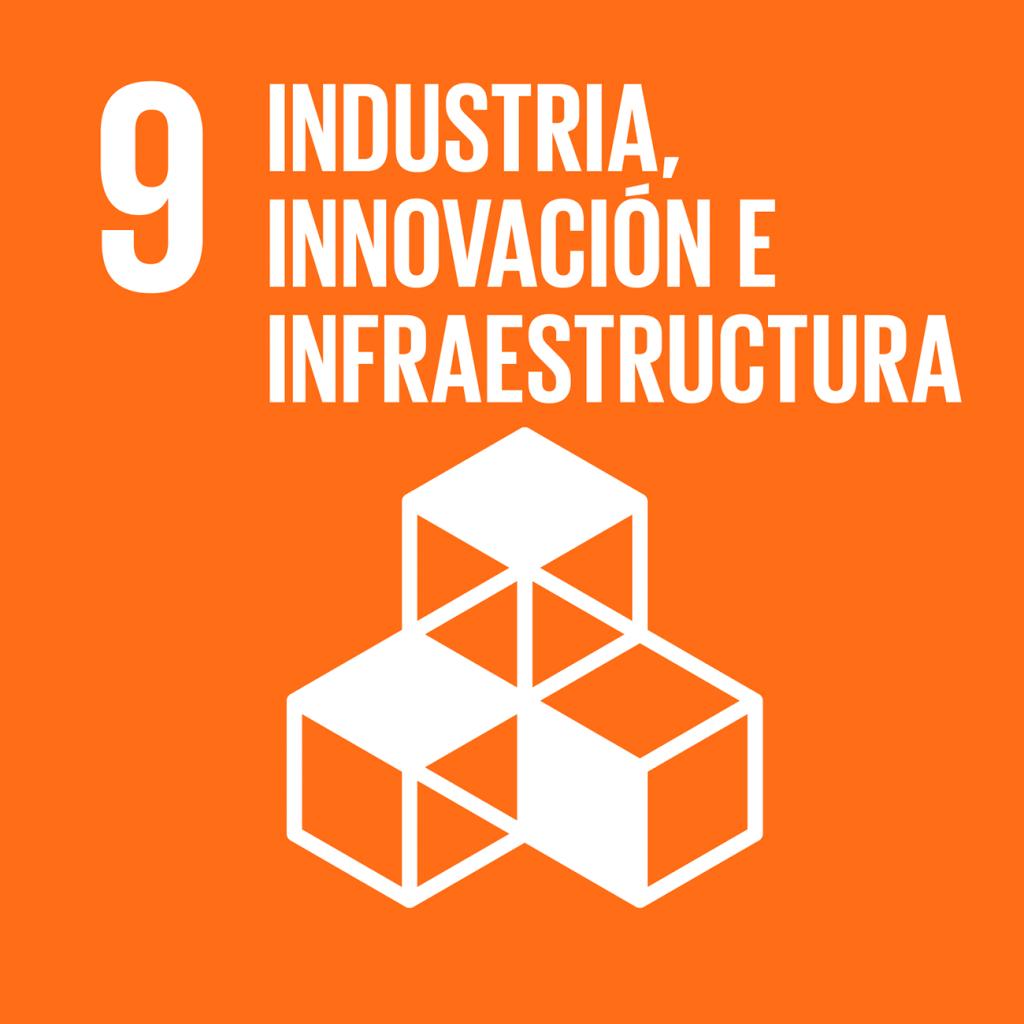 ODS 9. Industria, innovación e infraestructura