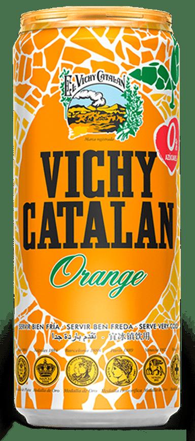 Vichy Catalan Orange